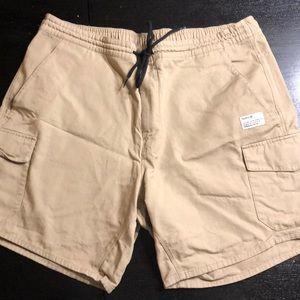 Men's Hurley cargo shorts size 38